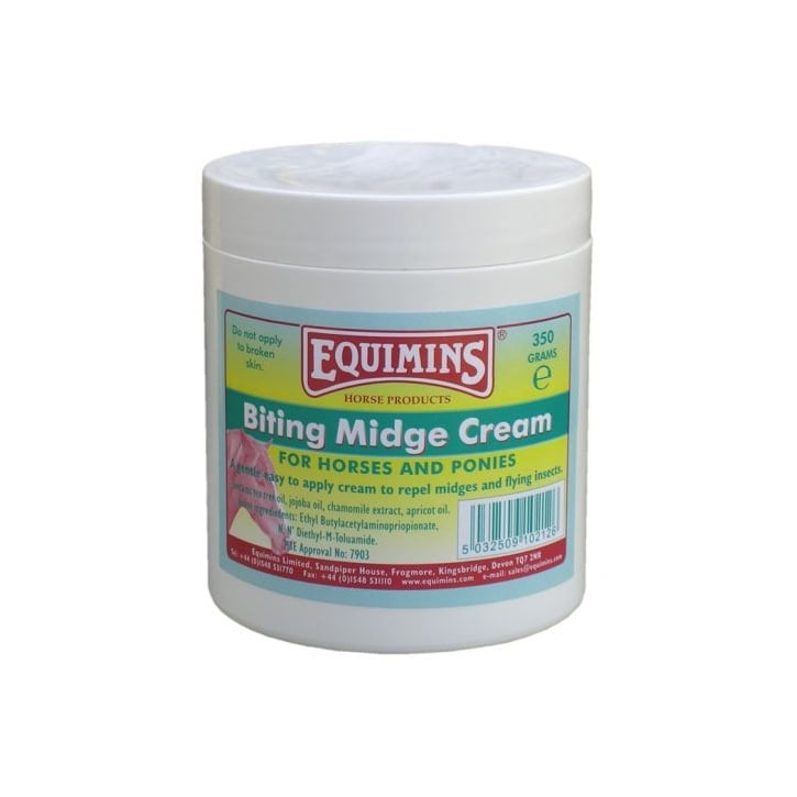 Equimins Horse Biting Midge Cream 350g