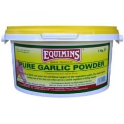 Horse Garlic Powder 1kg Tub