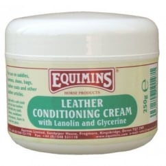 Equimins Horse Leather Conditioning Cream 250g