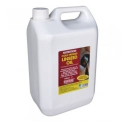Horse Products Linseed Oil for Horses 5ltr