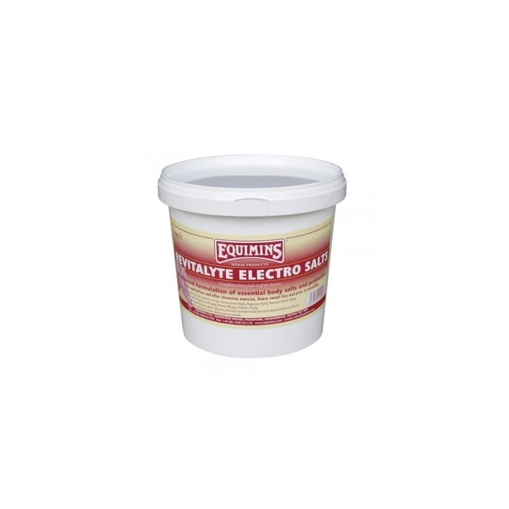 Equimins Horse Revitalyte Electro Salts For Horses 400g
