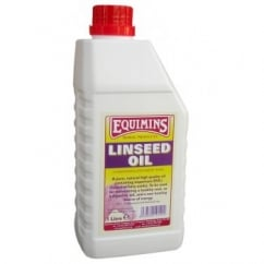 Equimins Linseed Oil for Horses 1 Litre