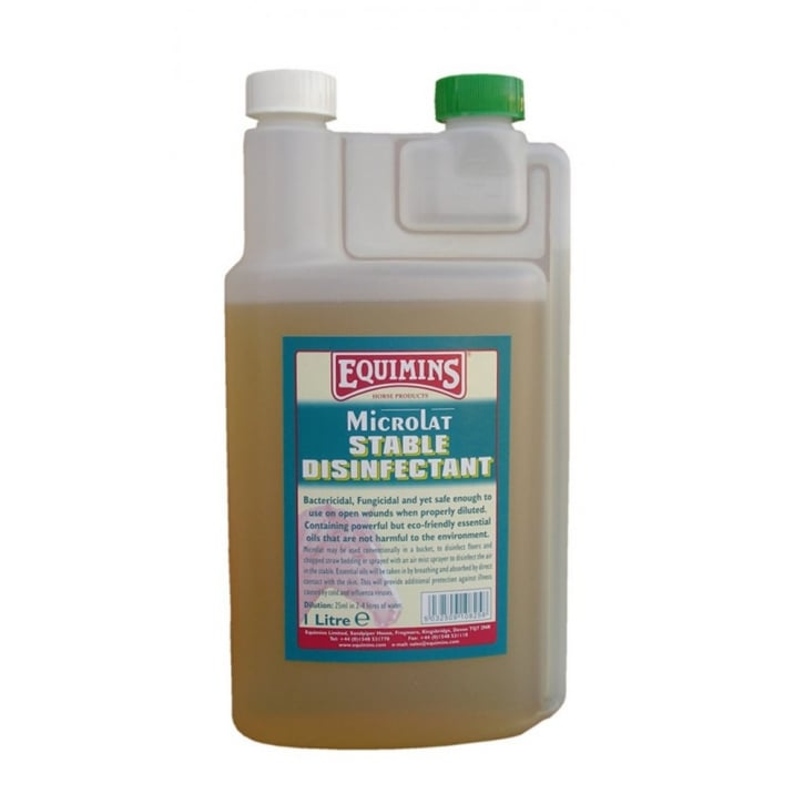 Equimins Stable Disinfectant Concentrate Microlat 250ml