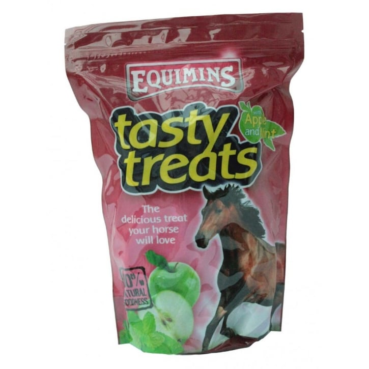 Equimins Tasty Horse Treats with Apple & Mint 1kg