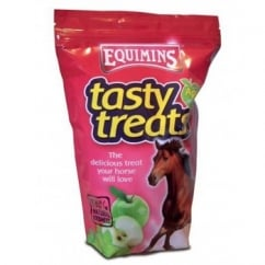 Equimins Tasty Horse Treats with Apple & Mint 2.5kg