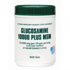 Glucosamine 10000 Plus Msm Horse Supplement 900g