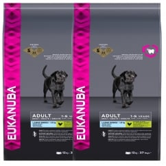 Adult Large Breed Dog Food With Chicken 2 x 12kg