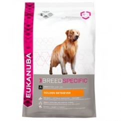 Breed Nutrition Golden Retriever Dog Food with Chicken 12kg