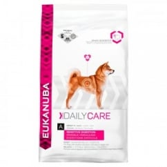 Eukanuba Daily Care Sensitive Digestion Adult Dog Food with Chicken 2.5kg