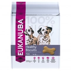 Puppy Healthy Biscuits Dog Treats 200g
