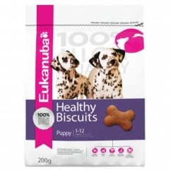 Eukanuba Puppy Healthy Dog Treats Dog For All Breeds 200g