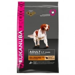 Small & Medium Breed Adult Dog Food With Lamb & Rice 2.5kg