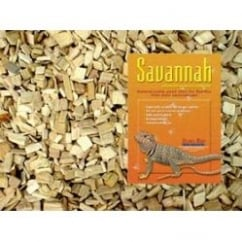 Euro Rep Savannah Substrate Reptile Beechwood Bedding Fine 5 Litre