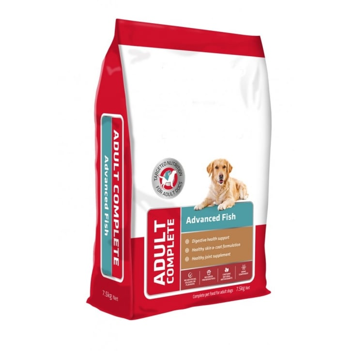 Feedem Advanced Nutrition Adult Dog Food Fish 7.5kg