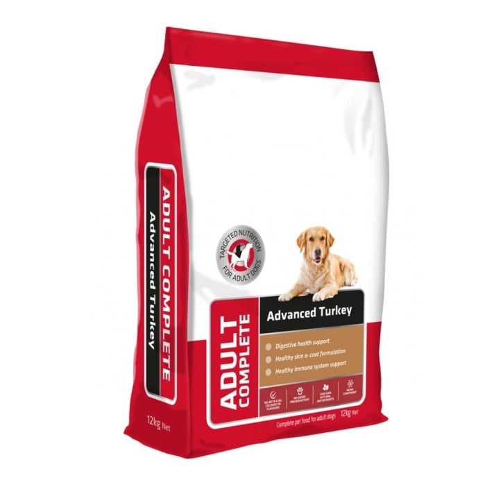 Feedem Advanced Nutrition Adult Dog Food Turkey 12kg