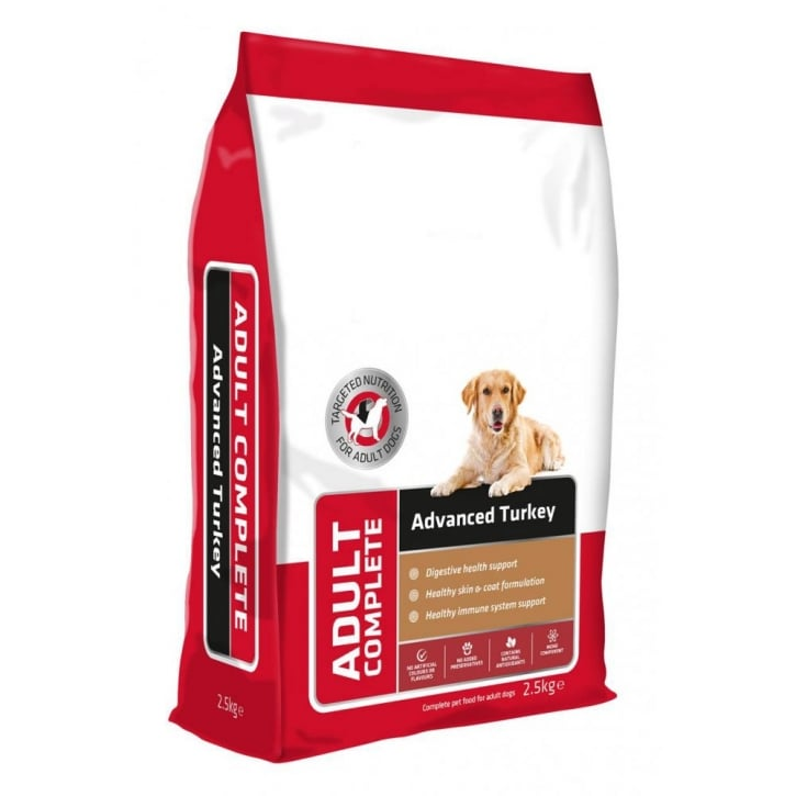 Feedem Advanced Nutrition Adult Dog Food Turkey 2.5kg