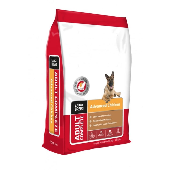 Feedem Advanced Nutrition Large Breed Adult Dog Food Chicken 12kg