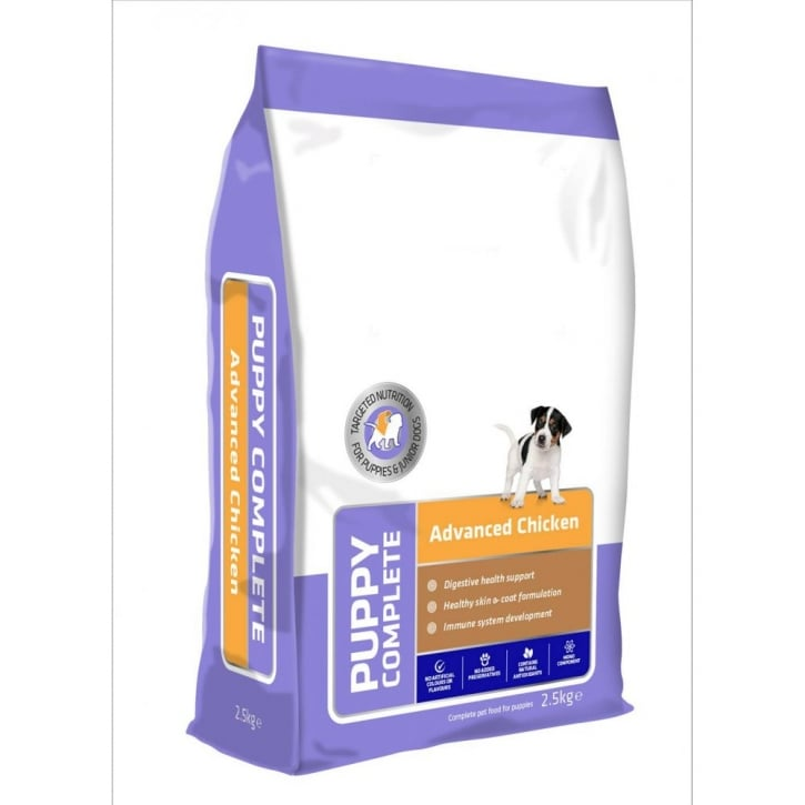 Feedem Advanced Nutrition Puppy Dog Food Chicken 2.5kg