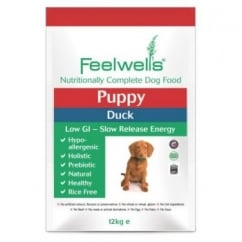 Complete Puppy Dog Food Duck 12kg