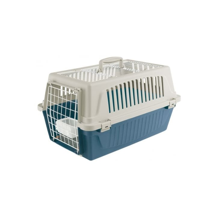 Ferplast Atlas 10 Open Top Dog And Cat Carrier.