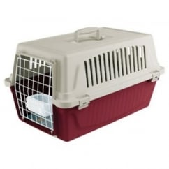Atlas 20 Closed Dog And Cat Carrier