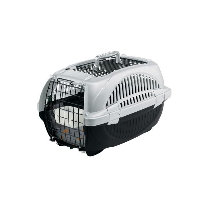 Ferplast Atlas 20 Deluxe Open Top Cat & Small Dog Pet Carrier