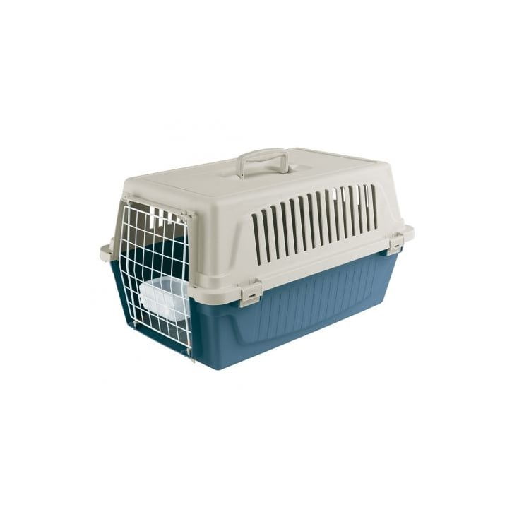 Ferplast Atlas 30 Closed Top Dog And Cat Carrier