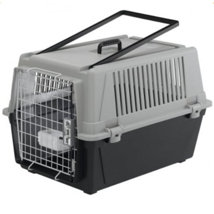 Ferplast Atlas 40 Plastic Dog & Pet Carrier Medium Dog Size