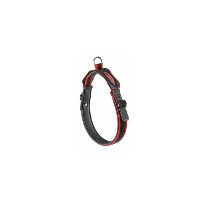 Ferplast Ergocomfort Dog Collar C25/55 Red