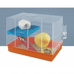 Ferplast Hamster Duo Small Animal Cage