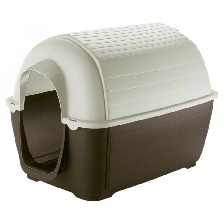 Ferplast Kenny 03 Outdoor Plastic Dog Kennel Medium