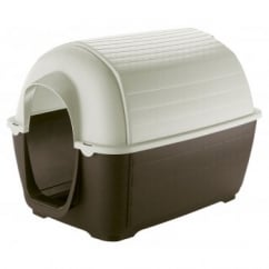Kenny 03 Outdoor Plastic Dog Kennel Medium