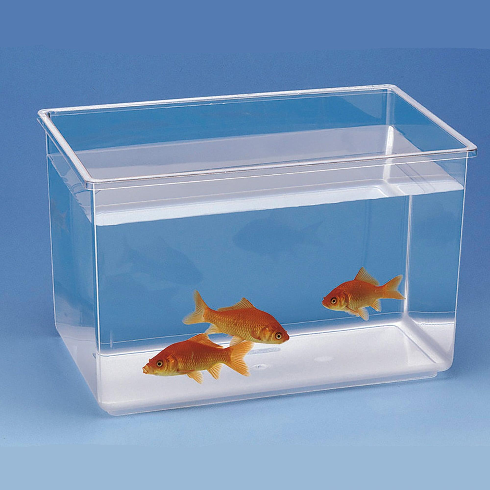 Ferplast Nettuno Plastic Fish Tank Extra Large Feedem