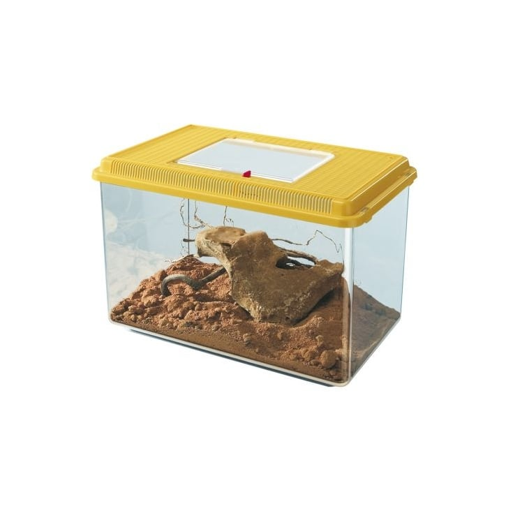Ferplast Plastic Small Animal Geo Tank - Maxi