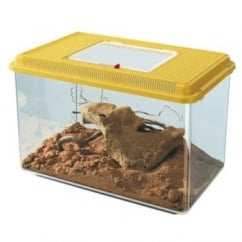 Plastic Small Animal Geo Tank - Maxi