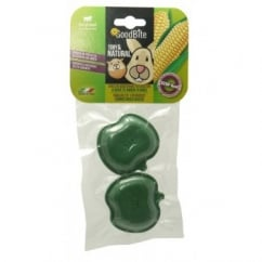 Ferplast Tiny & Natural Rodent Treat Apple Pack2