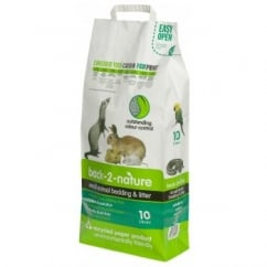 FibreCycle Back 2 Nature Small Animal Bedding 10ltr