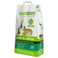 FibreCycle Back 2 Nature Small Animal Bedding 20ltr