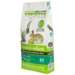 FibreCycle Back 2 Nature Small Animal Bedding 30ltr