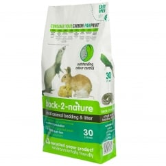Back 2 Nature Small Animal Bedding 30ltr
