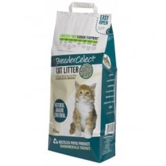 FibreCycle Breeder Celect Cat Litter 10 Litre approx 5kg