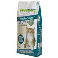 FibreCycle Breeder Celect Cat Litter 30 Litre approx 13kg