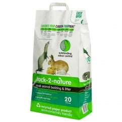 Small Animal Bedding and Litter 20ltr