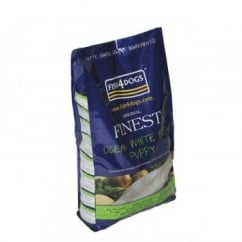 Finest Fish4Puppies Complete Puppy Food 12kg