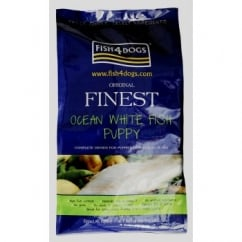 Finest Puppy Complete Ocean White Fish Large Bite 1.5kg