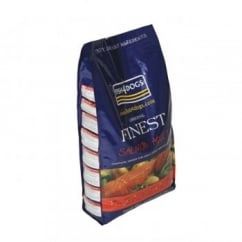 Finest Salmon Complete Dog Food Regular Bite 12kg