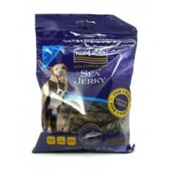 Sea Jerky Fish Twists Dog Treats 100g