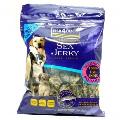 Sea Jerky Square Dog Treats 100g