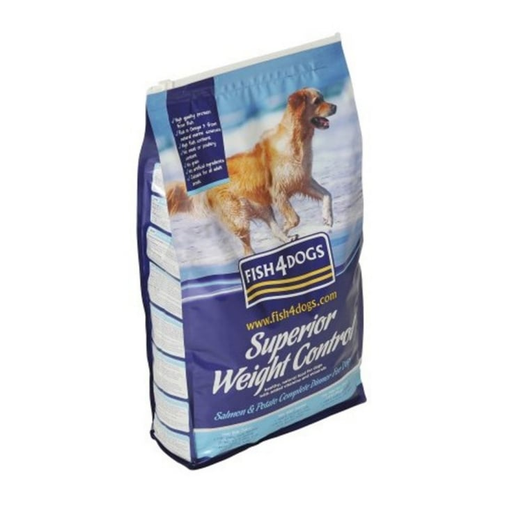 Fish4Dogs Superior Weight Control Dog Food Salmon & Potato 12kg