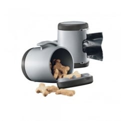 Flexi Vario Multi Box for Treats or Poop Bags - Anthracite